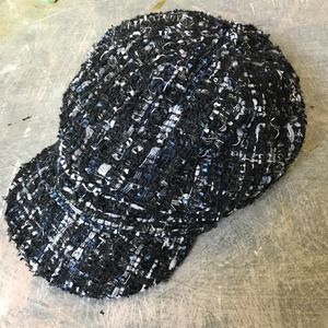 🔥 Nine West Speckled Newsboy Hat